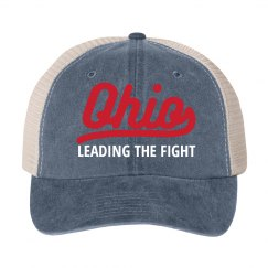 Leading The Fight Ohio Hat