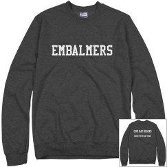 Embalmers Unisex Sweatshirt