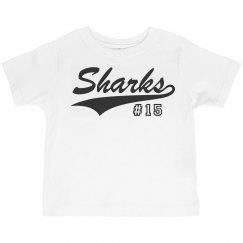 Toddler Tee - Sharks