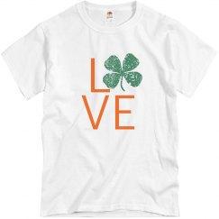 LOVE- St. Pats