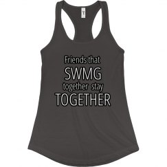 Friends Racerback Tank