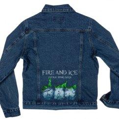 Fire & Ice Jean Jacket