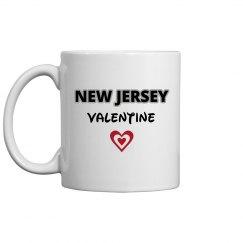 New Jersey valentine