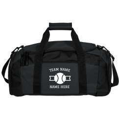 Tennis Sport Bag Customizable Duffel