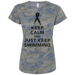 Just Keep Swimming Camo