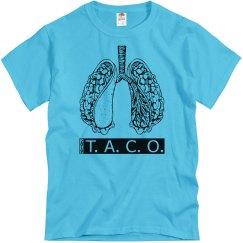 Taco-Lungs (Black Design)