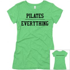 Pilates over Everything