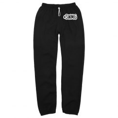 SWMG hashtag sweatpants