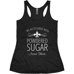 Mardi Gras Bachelorette Sugar