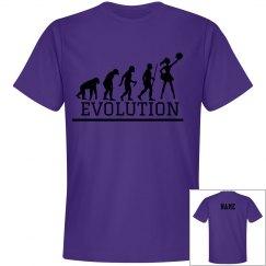 Evolution Cheer