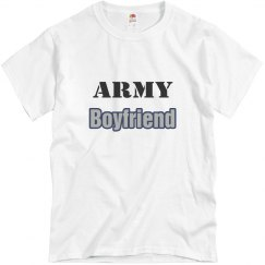 Army Boyfriend
