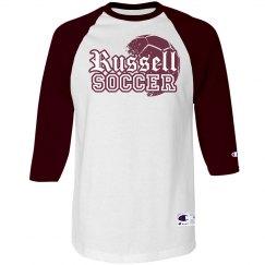 Baseball Tee - RHS Soccer