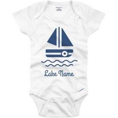 Custom Little Lake Baby