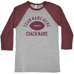 Personalized Football Coach Gift