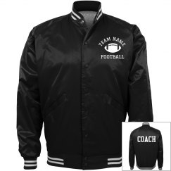 Custom Football Coach Practice Gear