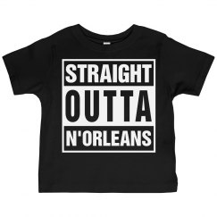 Toddlers Straight Outta N'Orleans