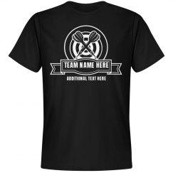 Custom Darts Team Shirt