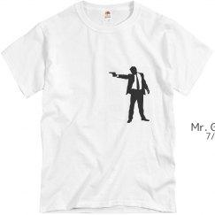 Mr. Groom Wedding Tee