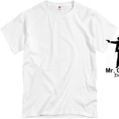 Mr. Groom Wedding Tee