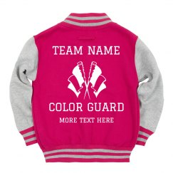 Custom Color Guard Team Gear