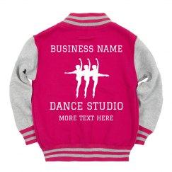 Custom Dance Studio Bomber Jacket