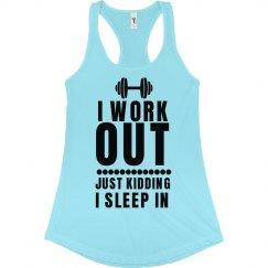 I Like Sleeping