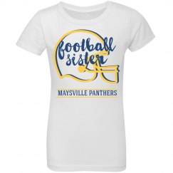 Maysville Football Sister Youth
