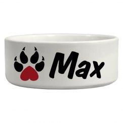 Max, Pet Bowl