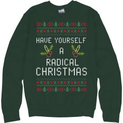 Radical Christmas Sweater