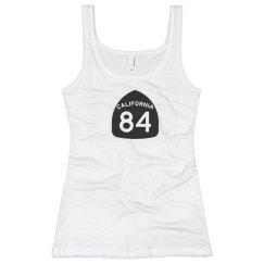 Ladies CA 84 tank top