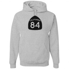 Basic 84 Hoodie - front only