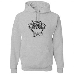 Basic Ducati Hoodie - front only