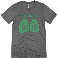 Skylonda - green ink