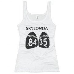Skylonda - black ink