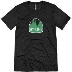 Skyline Redwood Forest Men's Tee