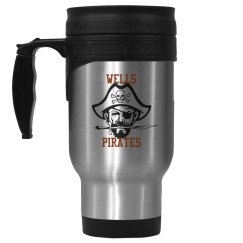 Wells Pirates stainless