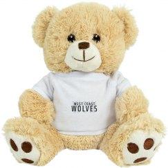 WCW Unicorn Plushie