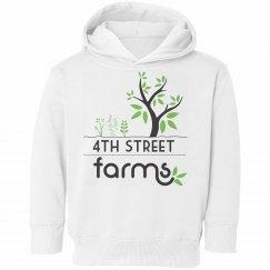 4th Street Farms Toddler Hoodie