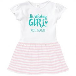 Custom Bithday Girl With Name
