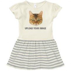 Custom Photo Upload For Toddler