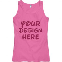 Customize a Soft Tank