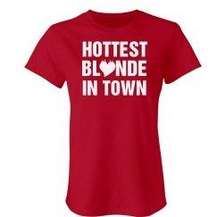 Hottest Blonde