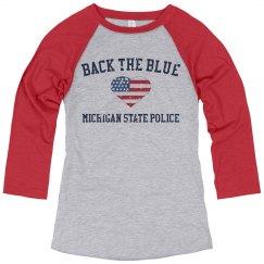 Back The Blue MSP