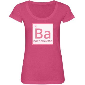 Ba Bachelorette Chemistry