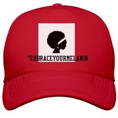 #embraceyourmelanin hat