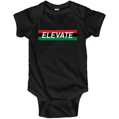 Black History Elevate Onesie