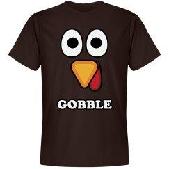Turkey Face Shirt