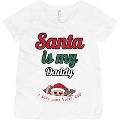Santa is my daddy