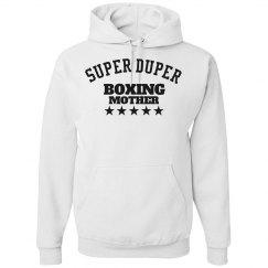 Boxing Mom
