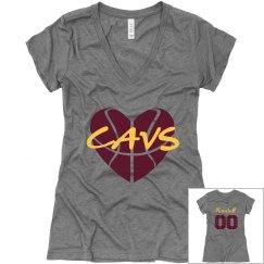 cavs shirt
